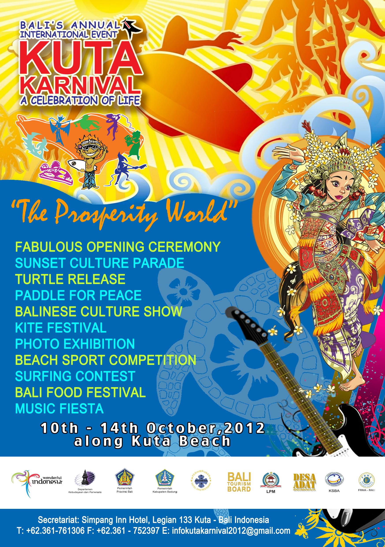 Kuta Karnival Bali Food Festival